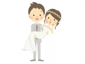 結婚、妻(嫁)、子供