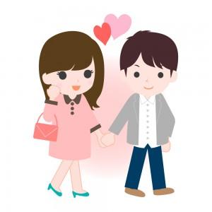 彼氏と彼女